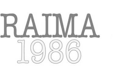 Raima 1986 Logo